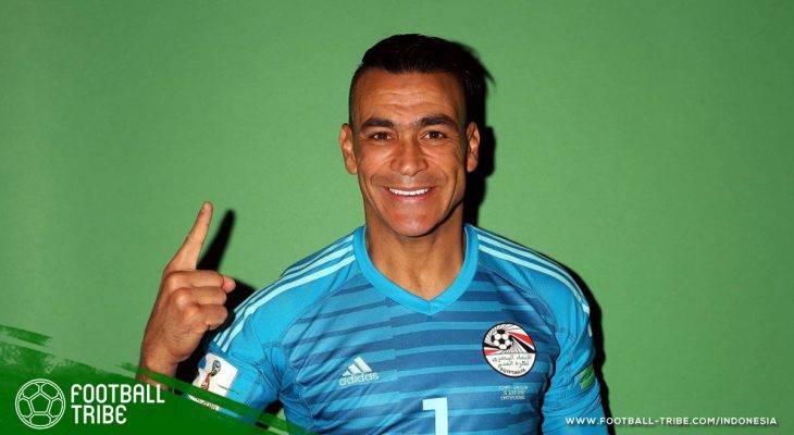 Essam El Hadary dan Malam Spesial Berhias Rekor