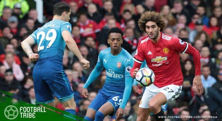 Arsenal Siap Mulai Era Baru dengan Rekrut Marouane Fellaini