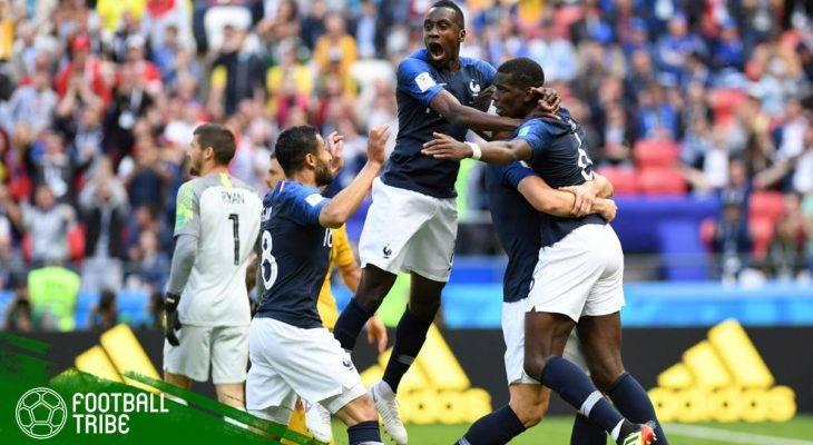 Piala Dunia 2018, Prancis vs Australia: Menyambut VAR Pertama di Kazan Arena