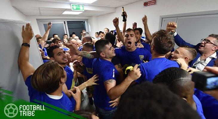 Selamat Datang Kembali di Serie A, Frosinone Calcio!