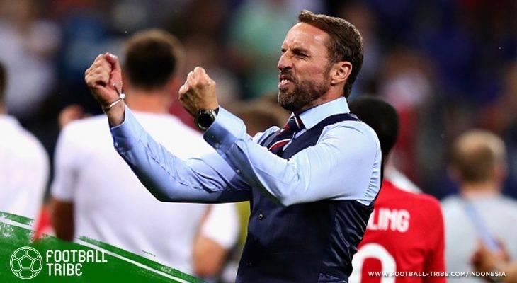 Pelatih Timnas Inggris, Gareth Southgate, Alami Cedera Bahu