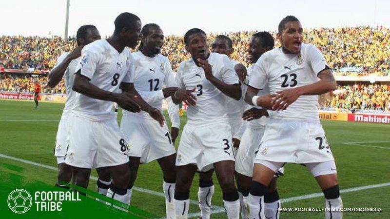 Tim-tim asal benua Afrika selalu mencuri perhatian