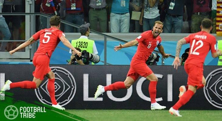 Tentang Kejanggalan di Perayaan Gol Portugal dan Inggris