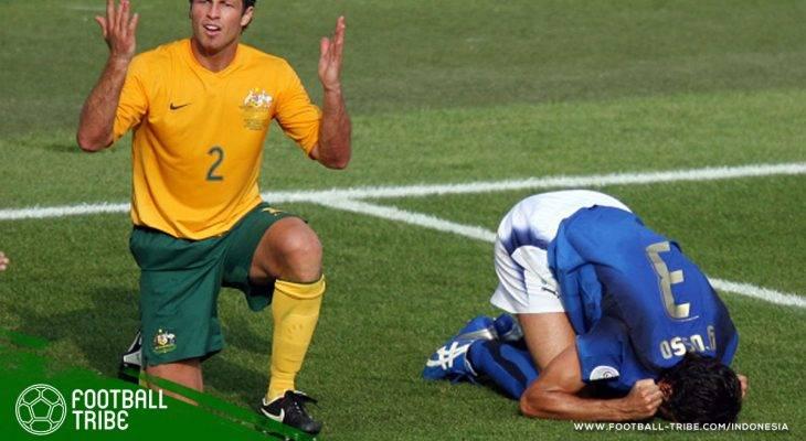 26 Juni 2006: Furbizia Fabio Grosso Benamkan Australia