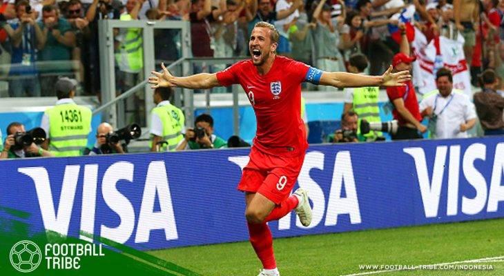 Mengoleksi Enam Gol 'Mudah', Apakah Harry Kane Pantas Dianggap Legenda Piala Dunia?