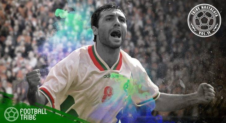 Tribe Nostalgia: Hristo Stoichkov dan Surealisme Bulgaria di Piala Dunia 1994