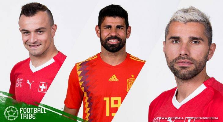 Barisan Penggawa Imigran yang Menghiasi Piala Dunia 2018