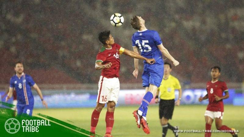 Indonesia juga pernah menjamu dua langganan Piala Dunia