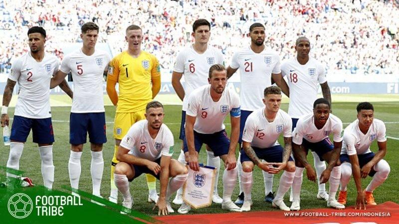 edisi tersubur Inggris di Piala Dunia