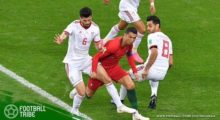 Piala Dunia 2018, Iran vs Portugal: Hasil Seri yang Perih bagi Iran