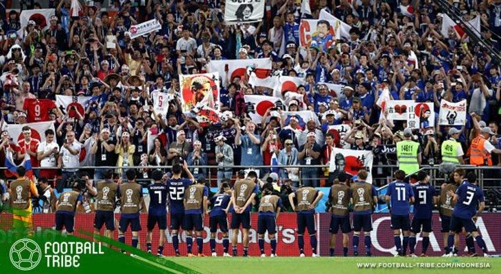Budaya Disiplin Jepang yang Tercermin di Tim Sepak Bolanya