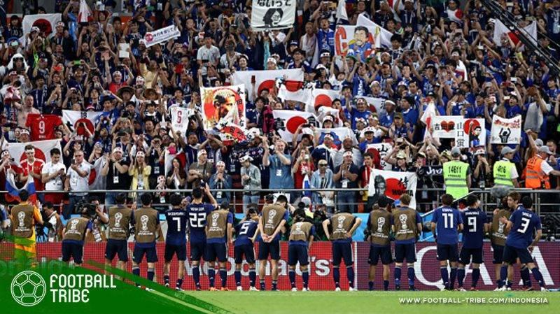Mengapresiasi Mentalitas Bertanding Timnas U 19 Jepang Football