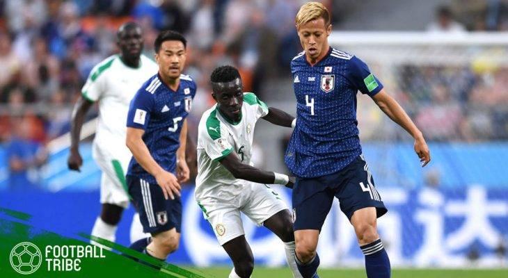 Piala Dunia 2018, Jepang vs Senegal: Pertarungan Gengsi Yang Berakhir Imbang di Ekaterinburg