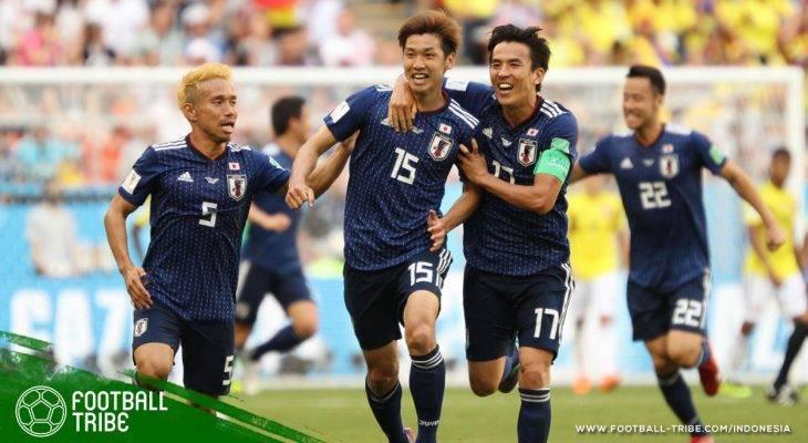 Piala Dunia 2018, Kolombia vs Jepang: Nikmat Kemenangan Pertama Wakil Asia atas Amerika Selatan di Piala Dunia