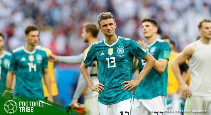 Disharmonisasi antara The Bavarians dan The Bling-Bling Gang di Timnas Jerman