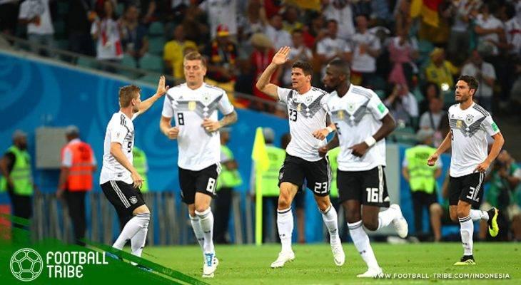 Prinsip 'Die Mannschaft', Identitas Perjuangan Tim Nasional Jerman