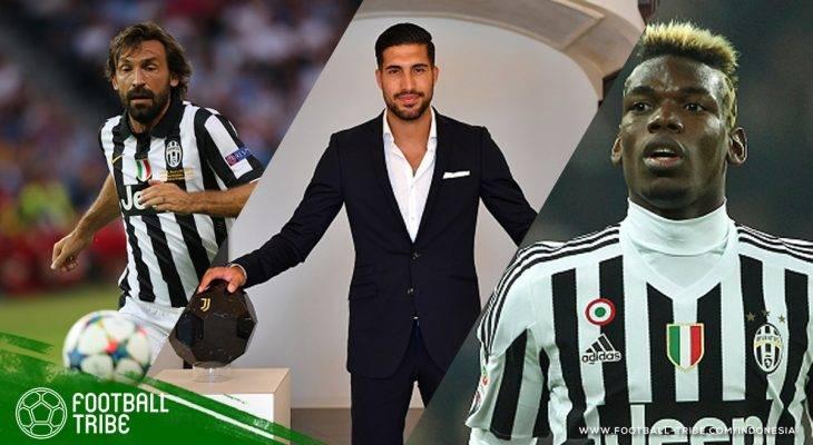 Juventus dan 7 Pemain Bintang Hasil Free Transfer