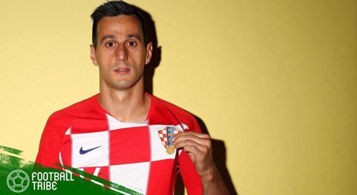 Menolak Dimainkan, Tim Nasional Kroasia akan Memulangkan Nikola Kalinic dari Rusia