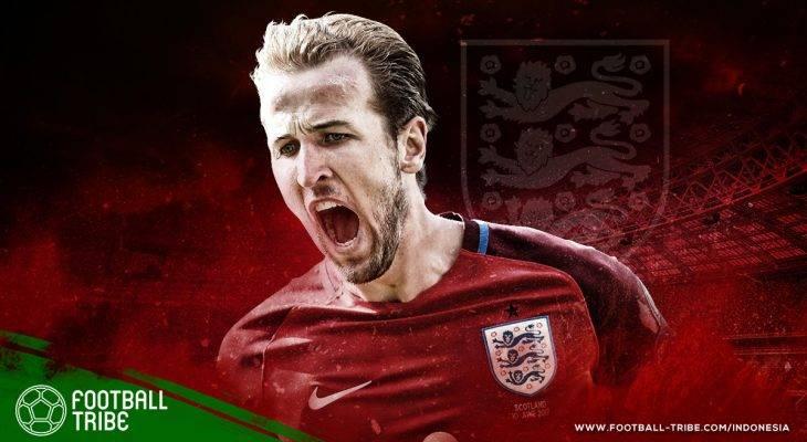 Profil Bintang Piala Dunia: Sisi Buas Harry Kane yang Dinanti Inggris