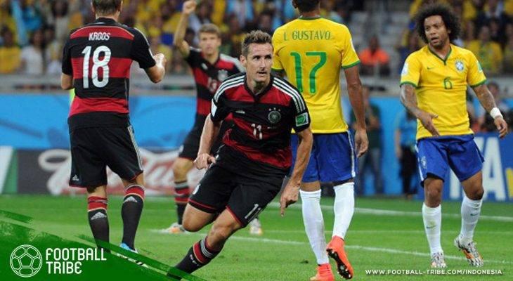 Parade Gol-Gol Terbaik Miroslav Klose di Piala Dunia