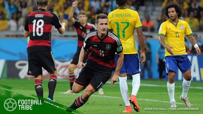 gol terbaik yang pernah dicetak Klose