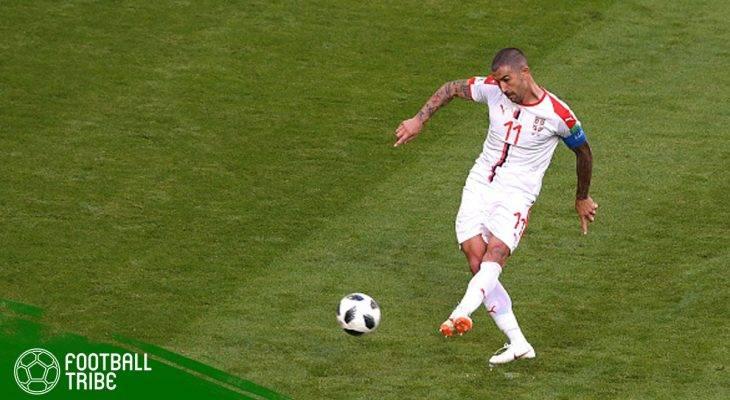 Parade 10 Gol Terbaik Pemain Bertahan di Sejarah Piala Dunia