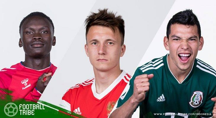 Piala Dunia 2018, Panggung Komoditi Panas Bursa Transfer