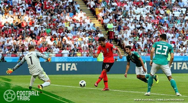 Piala Dunia 2018, Korea Selatan vs Jerman: Ketika K-Pop Pulangkan Tim Panser