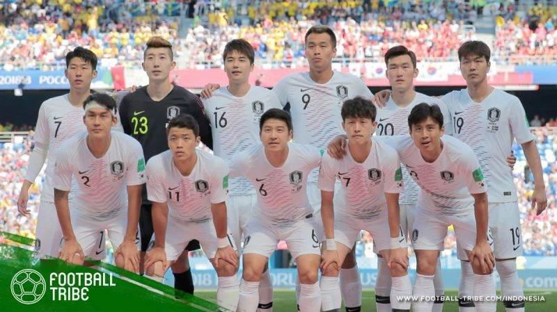 mengucap para pemain asal Korea Selatan