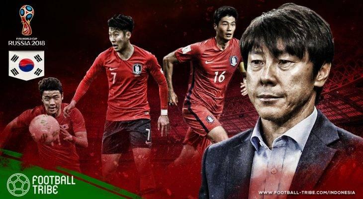 Profil Korea Selatan di Piala Dunia 2018: Menepis Anggapan sebagai Partisipan Belaka
