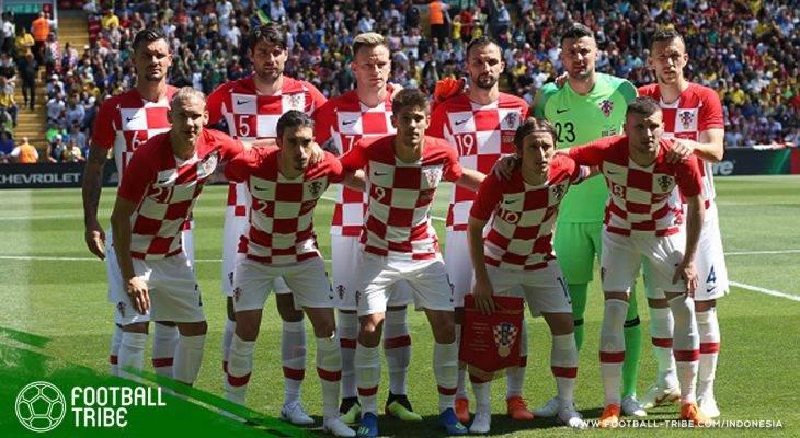Upaya Kroasia Lepas dari Bayang-bayang Prestasi Dua Dekade Lalu