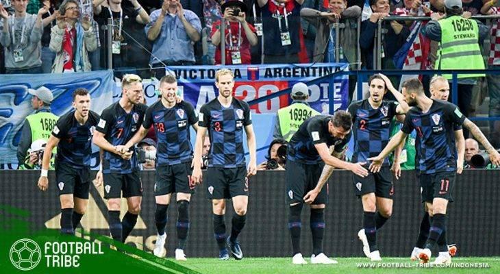 Sudah Pastikan Lolos 16 Besar, Kroasia Tidak akan Tampil Full Team di Laga Ketiga