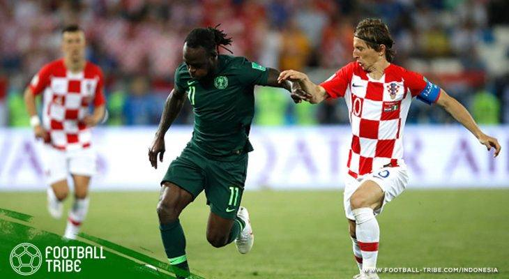 Piala Dunia 2018, Kroasia vs Nigeria: Tanpa Jersey Kandang yang Memukau Itu, Nigeria Tidak Bertaji