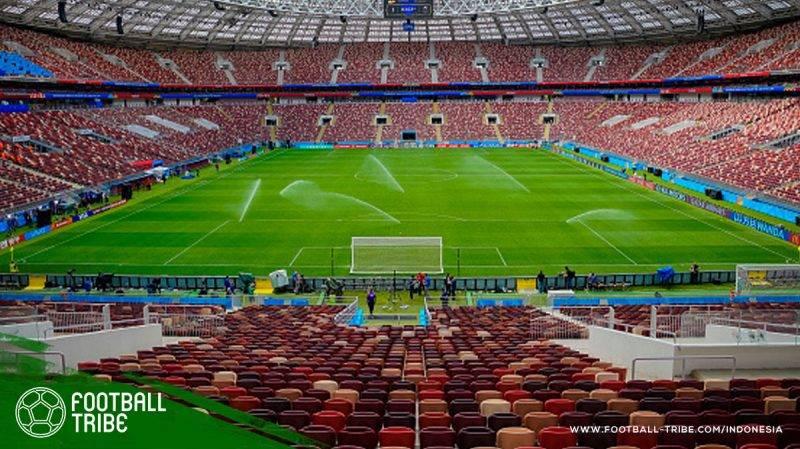 Pertandingan pembuka Piala Dunia