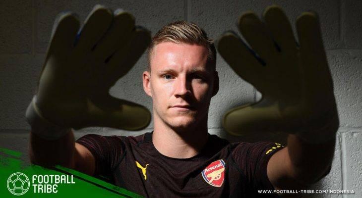 Bernd Leno Resmi Menjadi Kiper Baru Arsenal