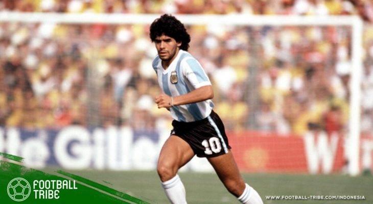 Hubungan Intim Diego Maradona dan Handball di Piala Dunia