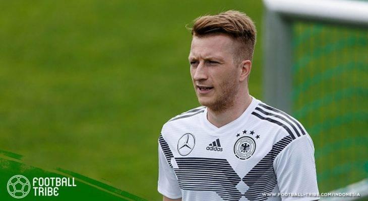 Marco Reus yang Berdebar-debar Menunggu Piala Dunia Pertamanya