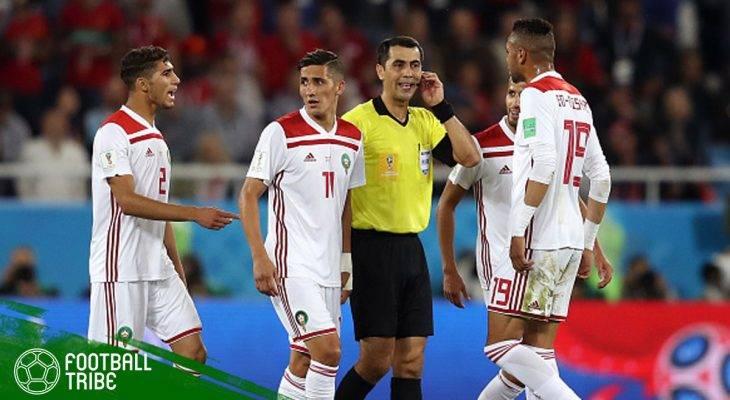 Protes Maroko kepada FIFA terhadap Ketidakadilan di Piala Dunia 2018