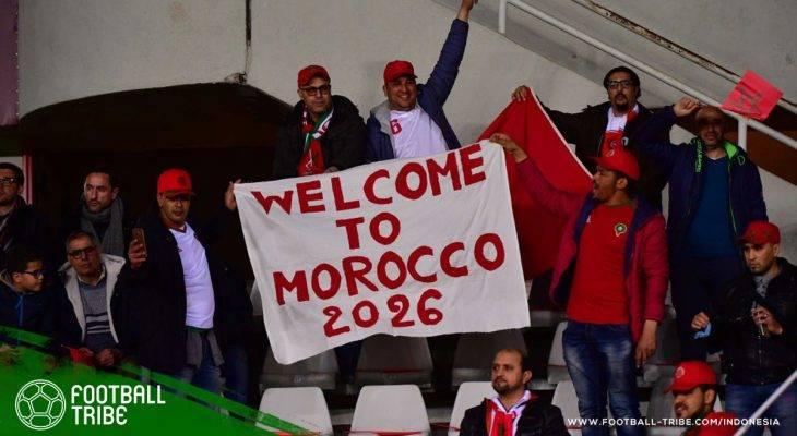 Perjuangan Berat Maroko Menjadi Calon Tuan Rumah Piala Dunia 2026