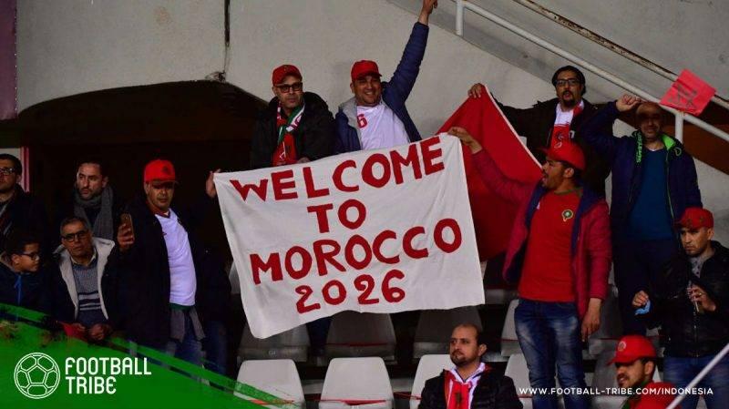 Maroko menjadi calon kuat tuan rumah Piala Dunia 2026