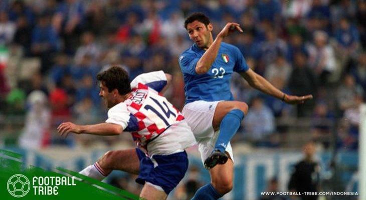 8 Juni 2002: Pertandingan Penuh Dosa Marco Materazzi untuk Timnas Italia