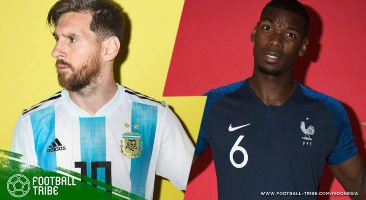 Prediksi Piala Dunia 2018, Prancis vs Argentina: Bakal Membosankan?