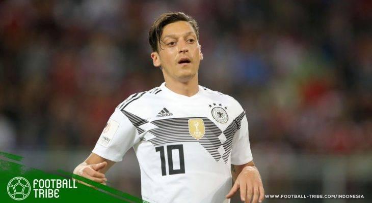 Mesut Özil Terancam Absen di Piala Dunia karena Cedera Lutut