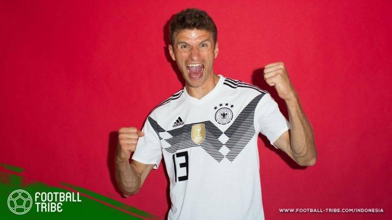 reputable site bf428 6f0d7 Thomas Müller dan Upaya Mencatatkan Sejarah di Piala Dunia ...