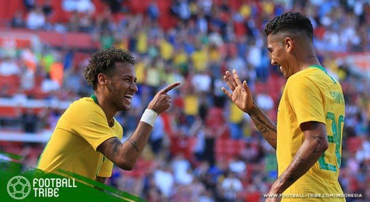 Neymar kirim Sinyal Berbahaya bagi Para Rival di Piala Dunia
