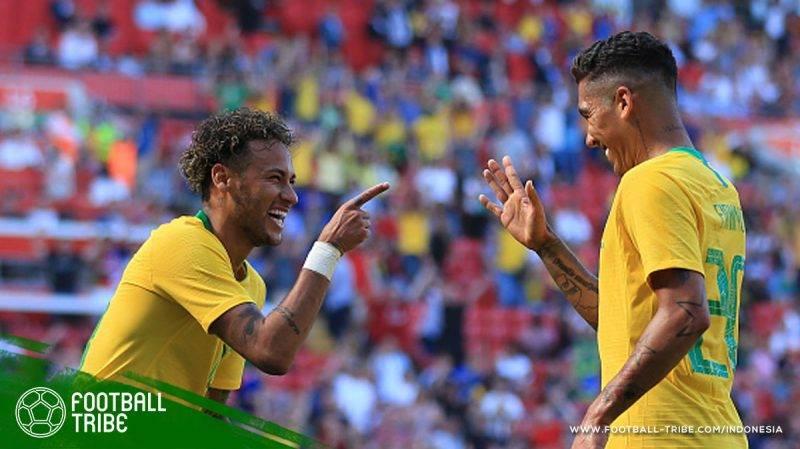 kemenangan Brasil atas Kroasia