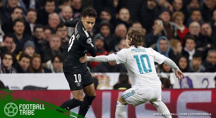 """Luka Modric kepada Neymar: """"Kami Menunggumu (di Madrid)!"""""""