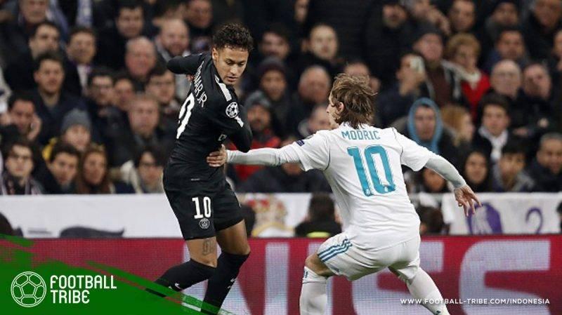 Neymar dan Modric