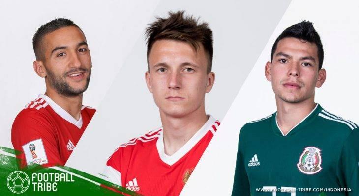 Para Pemain dengan Nilai Pasar yang Melonjak Selama Piala Dunia 2018