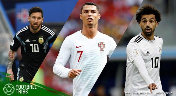 Kiprah Para 'One-Man Team' di Piala Dunia 2018